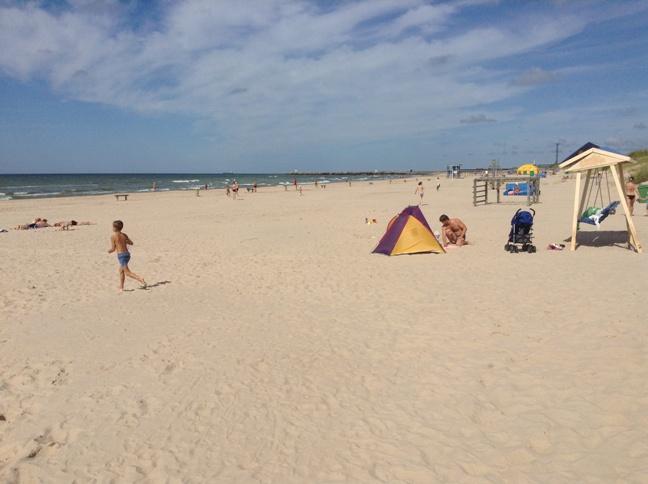 Venspilis paplūdimys