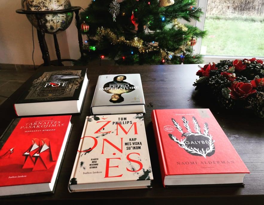 #Knygos ir #pasižadėjimai2020